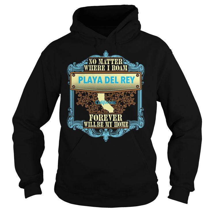 (Top Tshirt Sale) Playa Del Rey in California at Tshirt United States Hoodies, Funny Tee Shirts