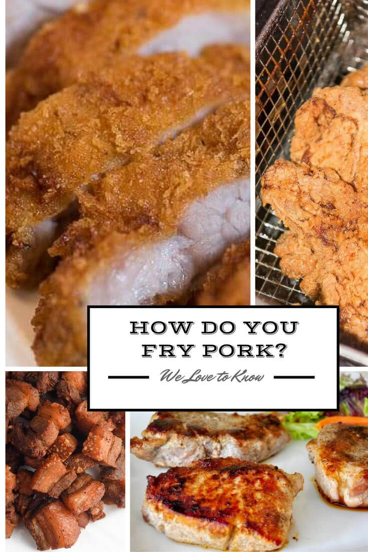 There are more than 20 different ways to fry pork. It all depends on the cut of meat that we have available and our preference on a given time. For example, pork chops can be breaded and then deep fried, while pork belly is best done crispy. This means that it has to be boiled, …