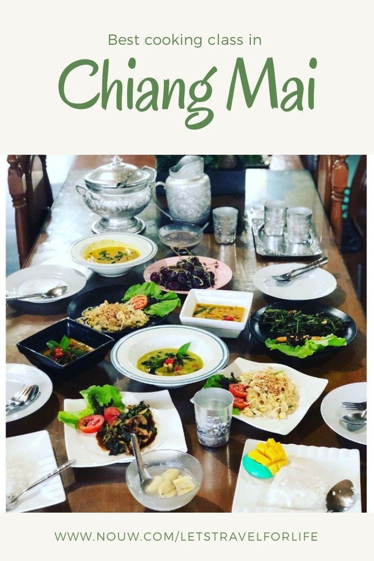 Best cooking class Chiang Mai, Thailand