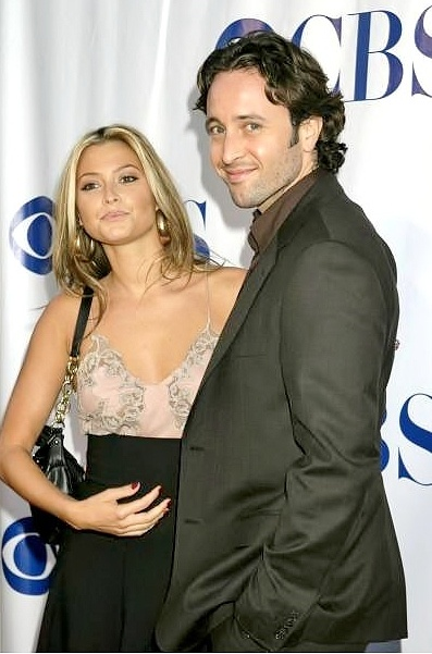 ♥♥♥♥♥ Alex O'Loughlin and Holly Valance - 2007