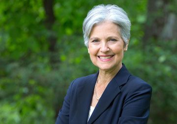 [Dr. Jill Stein, the Green Party nominee] is the only presidential hopeful who understands that what's important is not the election—it's the construction of anti-capitalist and anti-imperialist global movements.