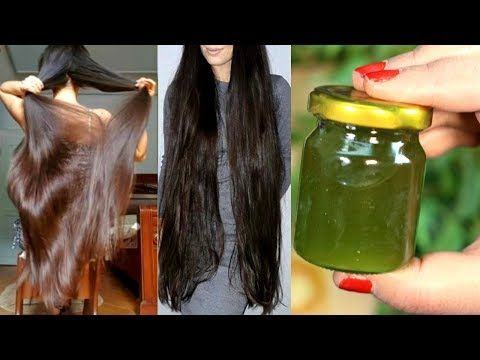 OMG Shocking!! This is What Happens When You Apply This To Your Hair For A Week - YouTube
