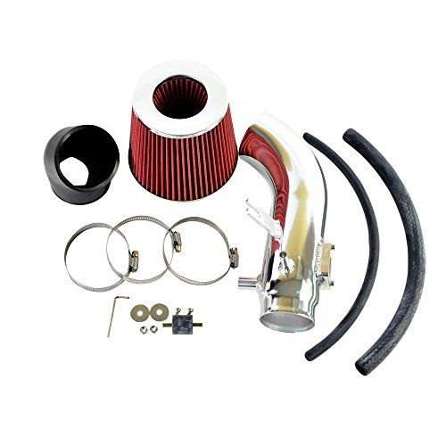 Performance Cold Air Intake Kit with Lifetime Red Oiled Filter for 2006-2011 Honda Civic Si 2.0L:   b>Fitment:</b><br> <b> Year Make Model Trim Engine</b><br> <br>2006-2011 Honda Civic Si Coupe 2-Door 2.0L 1998CC 122Cu. l4<br> <br>2007-2011 Honda Civic Si Sedan 4-Door 2.0L 1998CC 122Cu. l4<br> <b>Features:</b><br> 1. Made of aluminum material, beautiful and practical to use<br> 2. Portable, easy to install <br> 3. It adopts lightweight and is produced by the sophisticated technology<br...