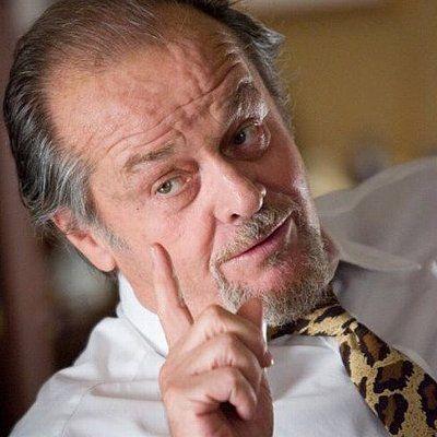 奇抜で鬼気迫る表現力でどんな役でも演じる俳優ジャック・ニコルソン