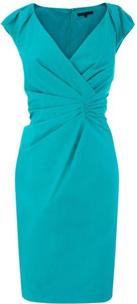 Gorgeous turquoise Olga dress