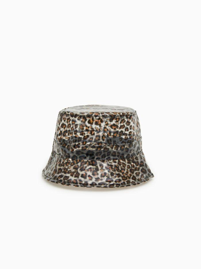 Zara Animal Print Rain Hat Rain Hat Zara Girls Accessories