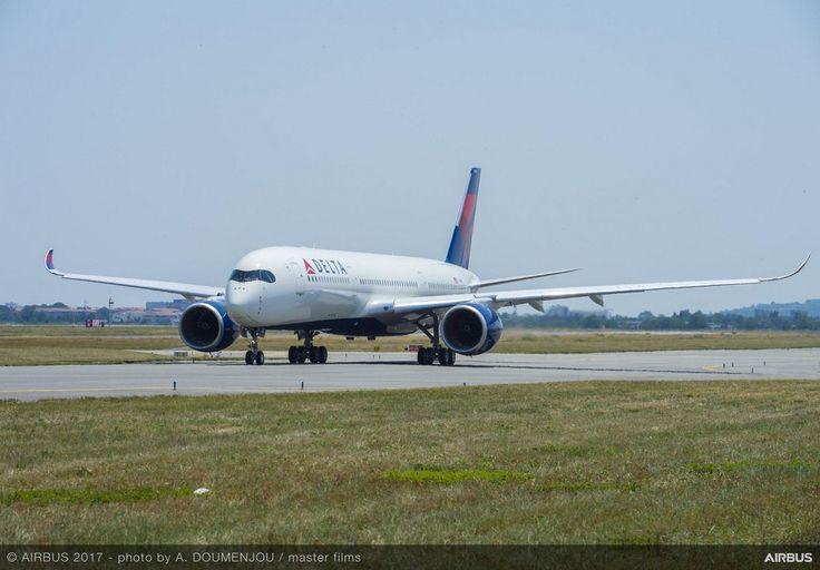 Delta va opera zboruri spre Amsterdam cu Airbus A350 XWB