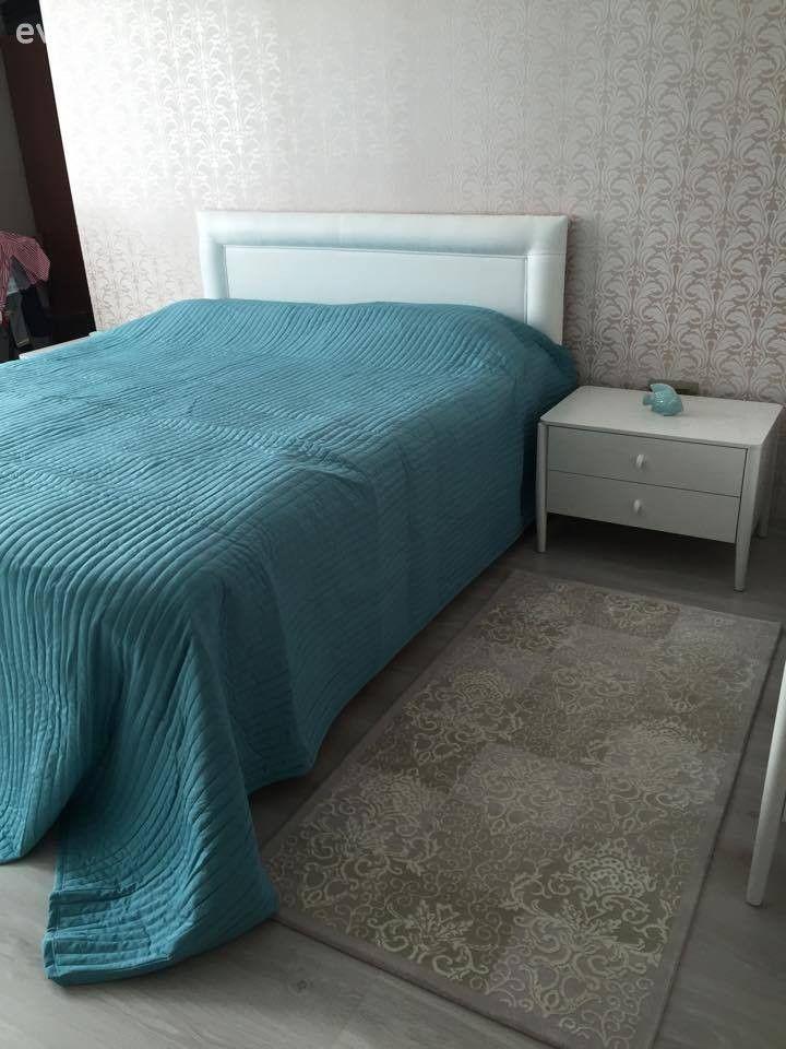 Duvar kağıdı, Mavi, Yatak Odası