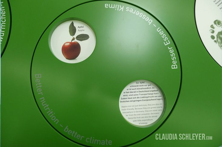 "Claudia Schleyer Interaktive Exponate | Interactive Exhibits | ""Discoveries 2010"""
