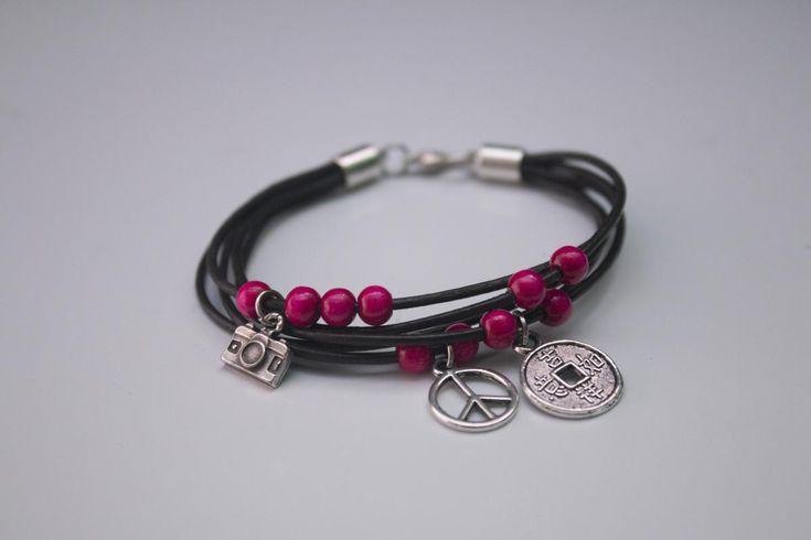 ¿Andas en busca de ideas DIY para regalar? Con esta pulsera acertarás seguro.