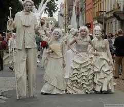 Gliniada, Bolesławiec; Poland (parade of Clay; every year in August)