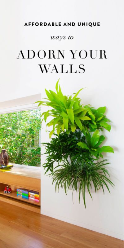 Don't get me wrong, I can appreciate minimalism. That said, walls are always an area I can't stand to let stay totally bare. Not everyone — even art enthusiasts — can afford to invest in paintings, prints,...
