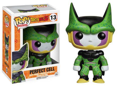 My last DBZ villain... O the memories! Pop! Animation: Dragonball Z - Perfect Cell   Funko