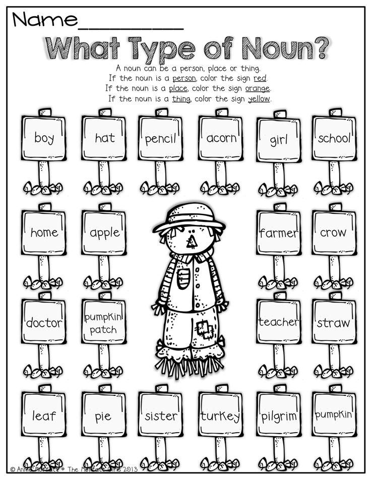 Nouns (Proper and common)