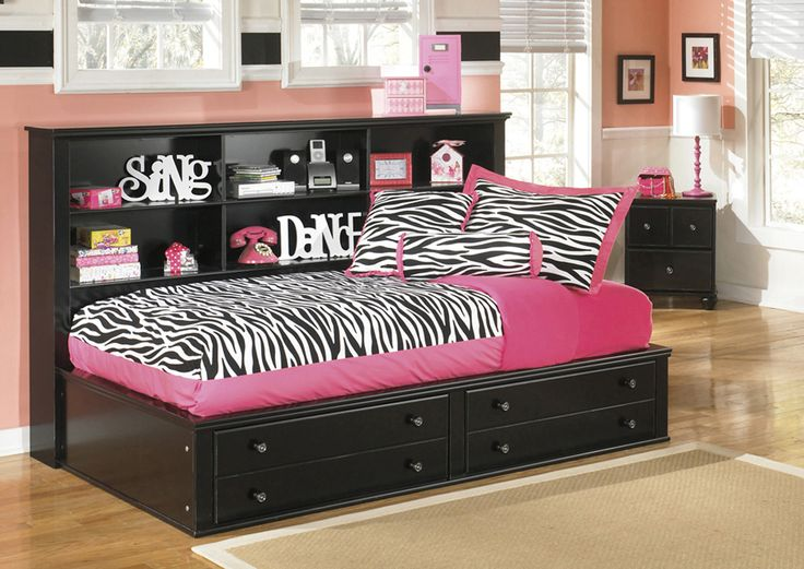 Youth Bedroom- Relaxed Cottage Design- @4 Le$$ Furniture!