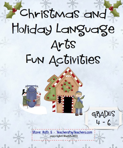 Fun Christmas And Holiday ELA Activities That Reinforce Skills 33