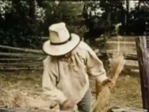 A short film on the process of turning flax to linen in the pioneer Canadian home.  Colonial SL week 9-13.ss