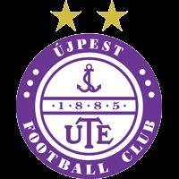 Újpest FC - Hungary - Újpest Football Club - Club Profile, Club History, Club Badge, Results, Fixtures, Historical Logos, Statistics