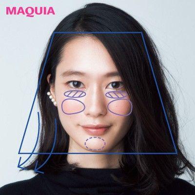 makeup  - CHIHARU model - Ran Taniguchi(谷口 蘭)