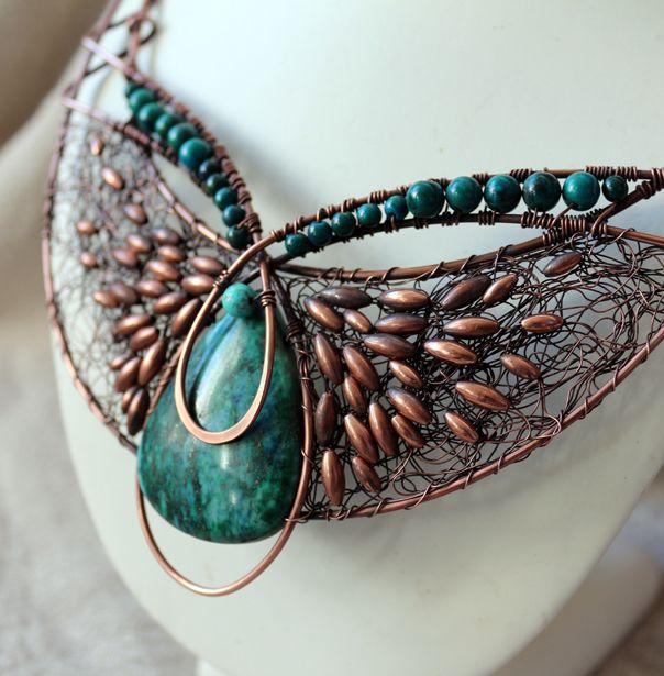 BLOG | Wire Moon | Handmade Copper Jewellery and Fine Art by Amanda Burton