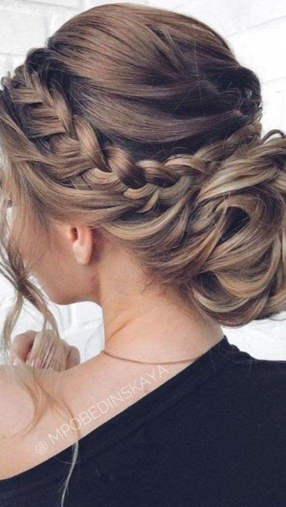 Pretty 5 Prom Hairstyles Ideas Cuteeasyhairstyles Easyhairstylesformediumhair Easyhairst Promhairstyles Coiffure De Bal Jolie Coiffure Coiffure