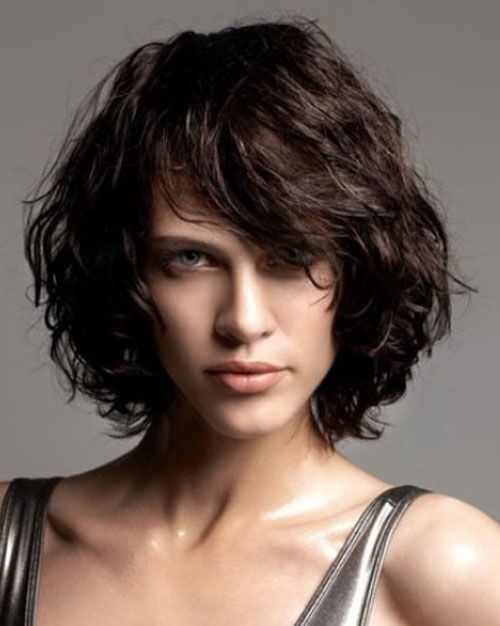 30 Spectacular Short Curly Bob Hairstyles - Cool & Trendy Short Hairstyles 2014