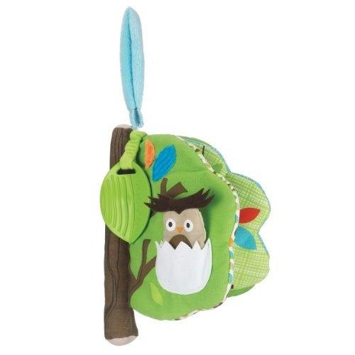 Amazon.com: Skip Hop Treetop Friends Soft Activity Book: Baby $14.99