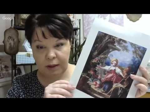 """Л.Михайловская. Шкатулка """"Предвкушение 2"""" - YouTube"""