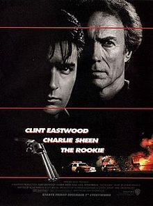 The Rookie is a 1990 American action film directed by Clint Eastwood and produced by Howard G. Kazanjian, Steven Siebert and David Valdes.