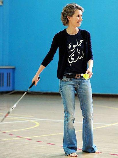 1000+ images about Asma al Assad on Pinterest   Murders ...