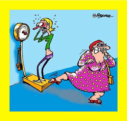 weight loss surgery humor cartoon