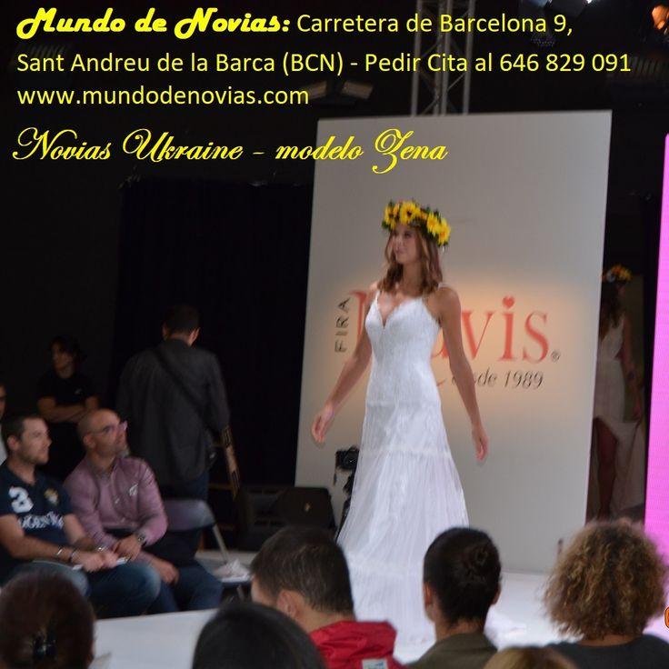 """Vestido de Novia Ibicenco de la Colección Playa y Montaña 2019. Es un Vestido elegante, romántico, con mucho encaje y muy ligero, ideal tanto para una boda en la playa ó una masía como una boda en una iglesia. Es un romántico Vestido de tul, encaje y una original y hermosa espalda, ideal para lucir como una Verdadera Novia en tu día. Este modelo """"A-089 Zena"""" pertenece a la marca """"Atelier Novias Ukraine"""", que puedes adquirir en nuestra tienda Atelier """"Mundo de Novias"""" pidiendo Cita al 646…"""