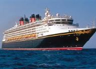 Disney Wonder, May 2010 ~ First Disney cruise.  It was just my nephew and me.  FUN!