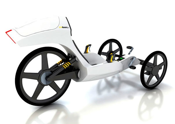 17 best images about david 39 s velomobile obsession on for Recumbent bike with electric motor