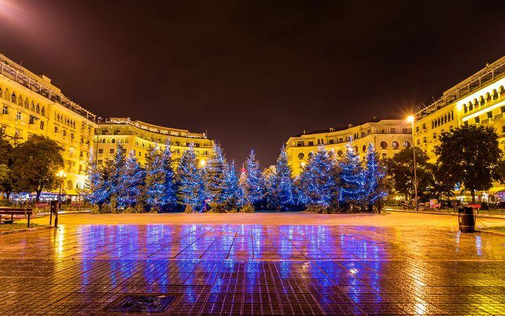 Visit Greece | Thessaloniki, Aristotelous Square