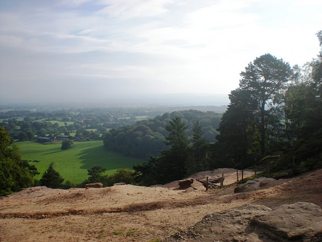 alderley edge... whatever the weather it never disappoints