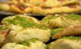 Şekerli Peynirli Börek
