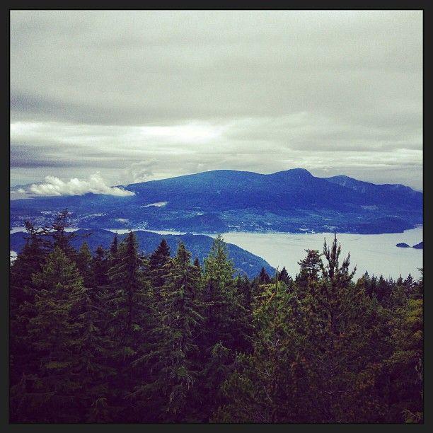 Mount Gardner Day Hike