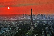 "New artwork for sale! - "" The Eiffel Tower by PixBreak Art "" - http://ift.tt/2ver5UL"