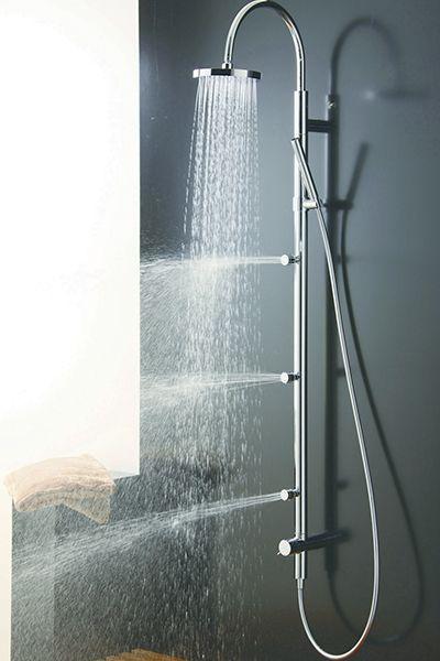 Cristina Rubinetterie - Shower & Bath Systems - Multicomfort