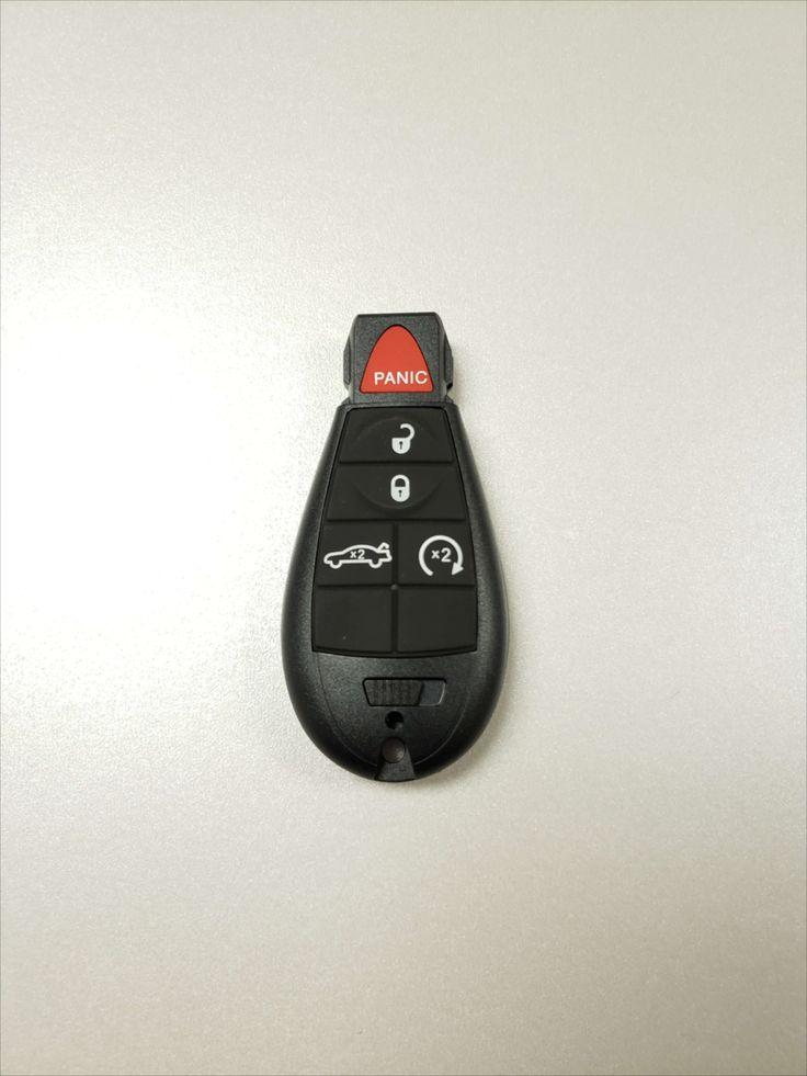 Dodge Caravan keys replacement Car key replacement, Key