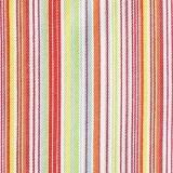 Espadrille Stripe Multi Red
