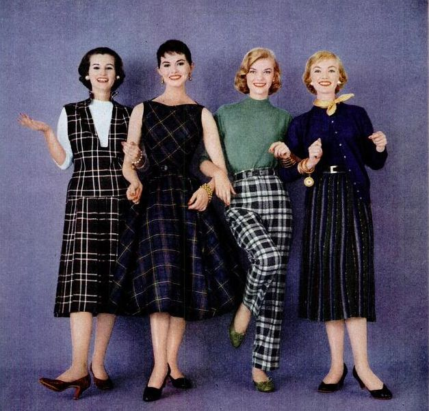 1950's Fashions: 1950S Fashions, 50S Fabulous, Age 1950S, Costume Ideas, 1950 S 1960 S, 1950 Fashion, 1950S References, 1950 S Fashions, 1950S Life