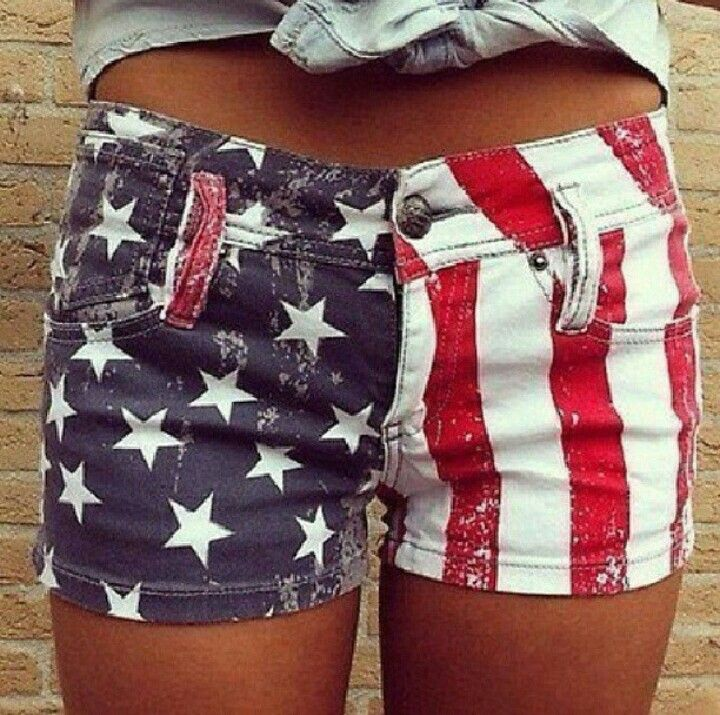 219 best Fashion With Flag images on Pinterest