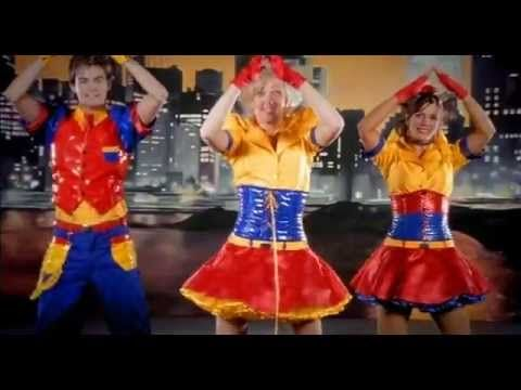 Fast Food Rockers - Fast Food Song (Official Video) - To go with the article I just posted!