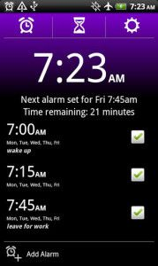 8 Best Alarm Clock Apps for Android