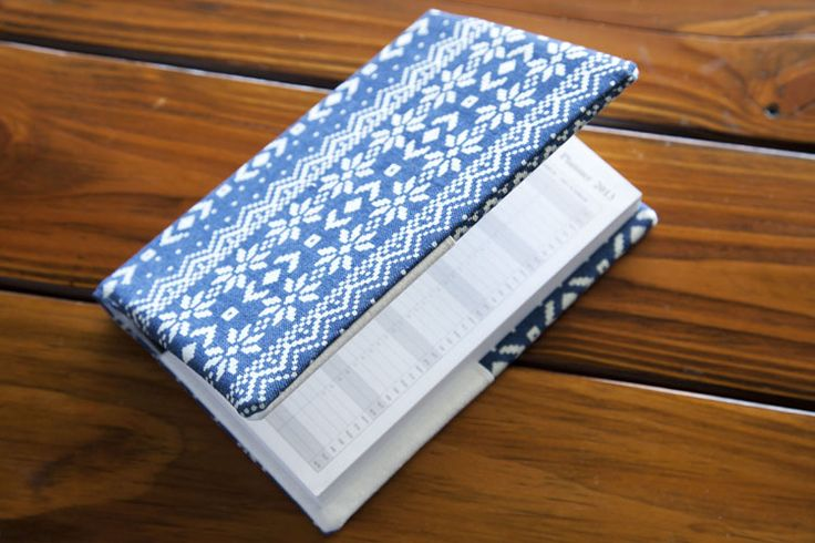 SMUDGE: diary cover tutorial.