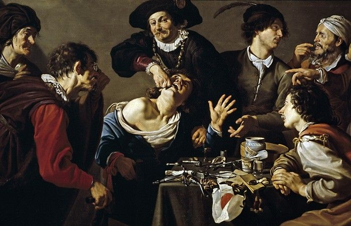 Самые жуткие стоматологические инструменты в истории