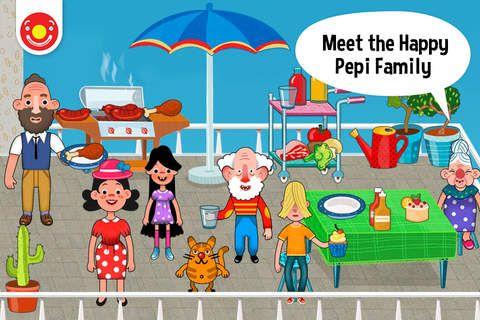 Pepi House app para iPhone - Descarga para iOS de Pepi Play