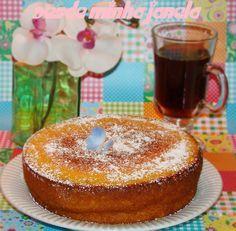 O melhor bolo de batata doce com coco - O melhor restaurante do mundo é a nossa Casa